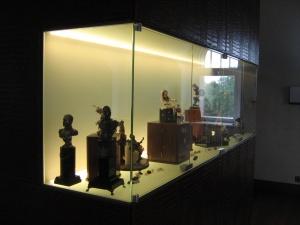 Освещение светодиодами выставочных экспонатов