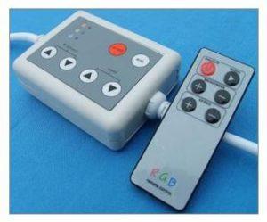 Контроллер для RGB светодиодных лент с ИК пультом